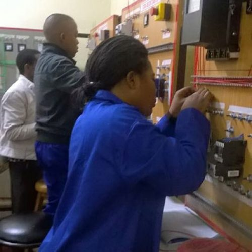 Tim Brown Electrical Training